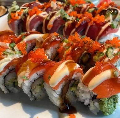You had me at sushi – Katie Eatz